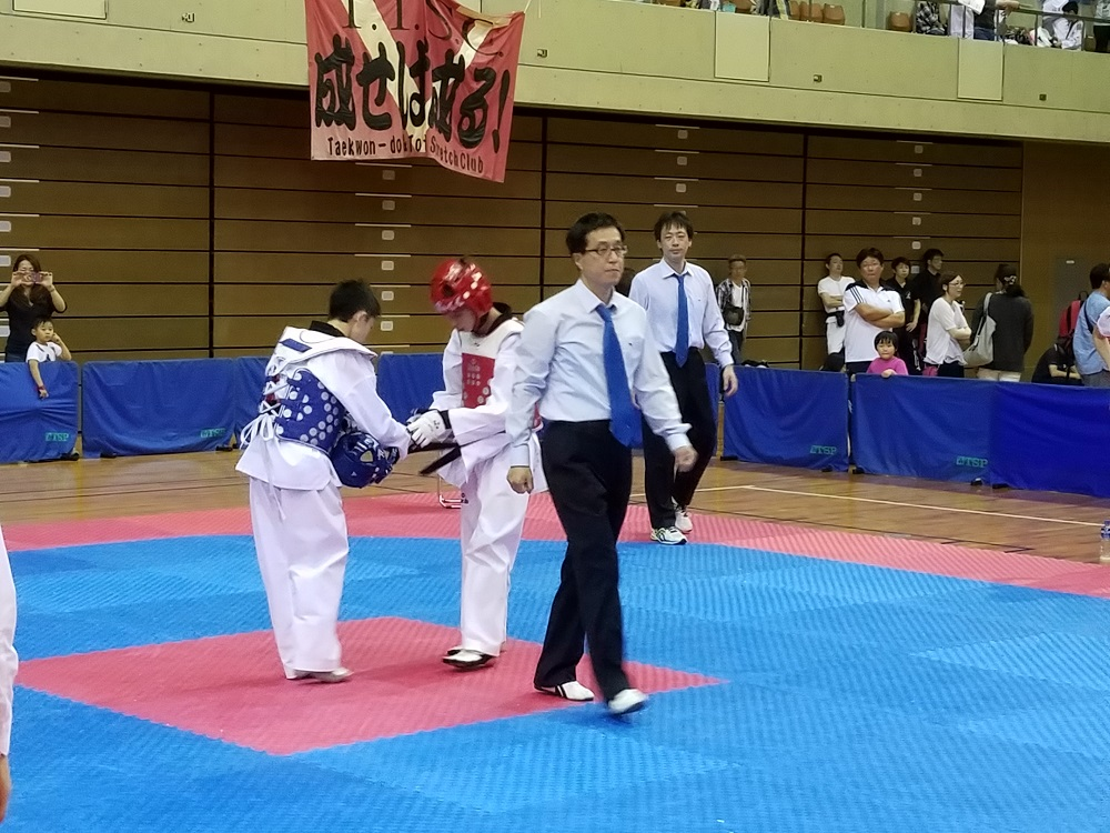 ONE OPEN TAEKWONDO CHAMPIONS SHIP2017